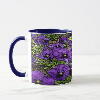 Passion Purple 2 Mug