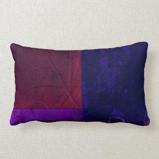 Passion Purple Throw Pillow