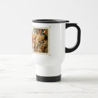 Passion Range Art Decor Gear 15 Oz Stainless Steel Travel Mug