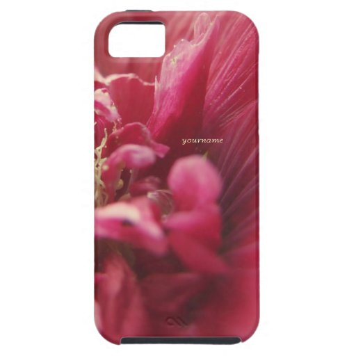 Passion Red Flower iPhone SE/5/5s Case