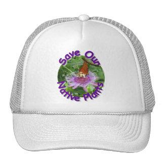 Passion Vine Fritillary Hat