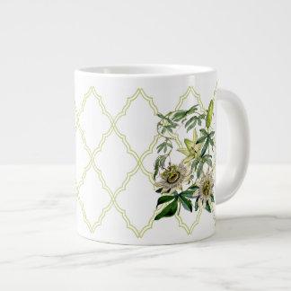 Passion Vine Giant Coffee Mug
