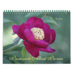 Passionate About Peonies Calendars
