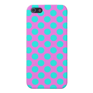 Passionate About Polka Dots Case For iPhone 5
