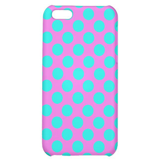 Passionate About Polka Dots iPhone 5C Case