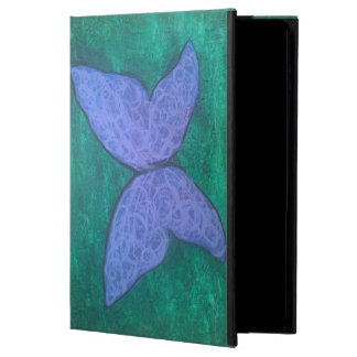 Passionate Butterfly Purple Blue Green Powis iPad Air 2 Case