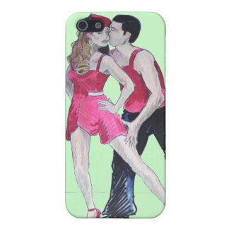 Passionate Dancers Strictly Come Dancing iPhone SE/5/5s Case