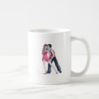 Passionate Dancers Strictly Come Dancing Coffee Mugs
