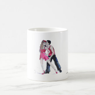 Passionate Dancers Strictly Come Dancing Mugs