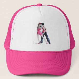Passionate Dancers Strictly Come Dancing Trucker Hat