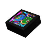 Passionate Kiss - Vintage India Cave Art Style Gift Boxes