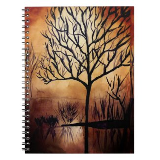 Passionate Landscape Photo Notebook