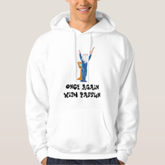 Passionate Music Conductor Hoodie