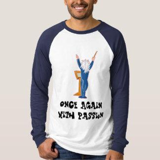 Passionate Music Conductor Tee Shirt