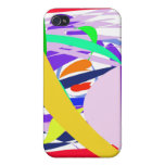 Passionate Time iPhone 4 Cases