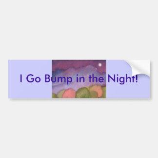 """Passionate Twilight II"" BumpStick D'zign 1 Bumper Sticker"