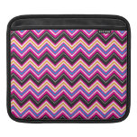 Passionately Pink Chevrons Sleeve For iPads