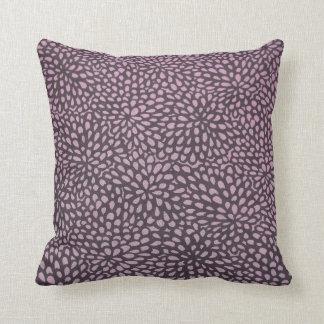Passionately Purple Pillow