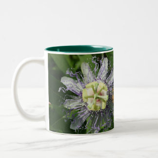 Passionflower Coffee Mug