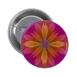 Passion's Flower Pinback Buttons