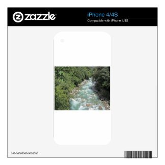 Passirio torrent - Merano Italy iPhone 4 Decals