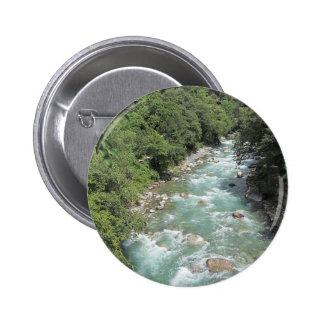 Passirio torrent - Merano Italy Pinback Button