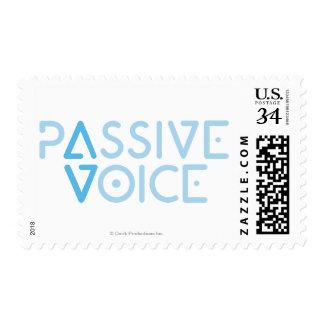 Passive Voice Postage