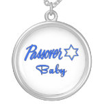 Passover Baby Blue Pendants