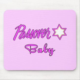 Passover Baby Girl Mousepads