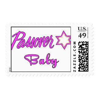 Passover Baby Girl Postage