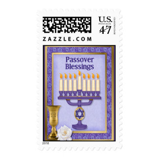 Passover Blessings Postage