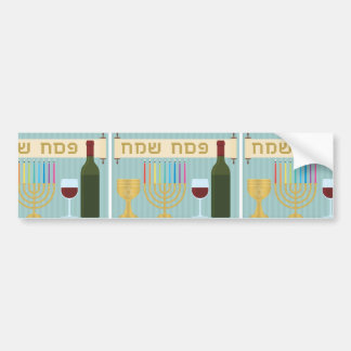 passover bumper sticker
