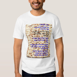 Passover Camisas