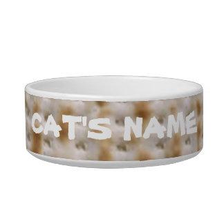 Passover Cat Food Matzo Bowl