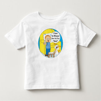 Passover Child's 2T-6T T-Shirt (boy/dog)