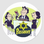 Passover Family Dinner Stickers