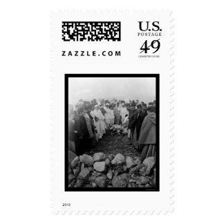 Passover Feast Palestine 1888 Postage Stamp