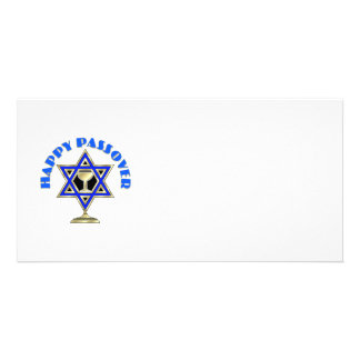 Passover feliz tarjeta personal