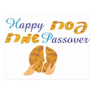 Passover feliz tarjetas postales