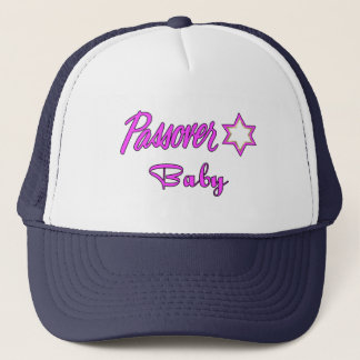 Passover Girl Trucker Hat