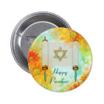 Passover Greetings 2 Inch Round Button