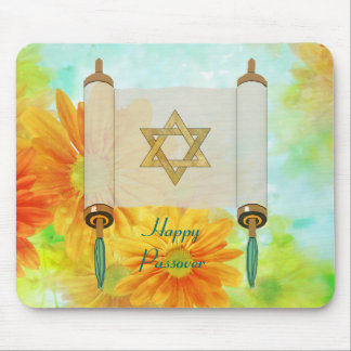Passover Greetings Mouse Pad