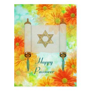 Passover postcards zazzle passover greetings postcard m4hsunfo