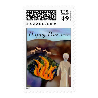 Passover Holiday Postage Stamps
