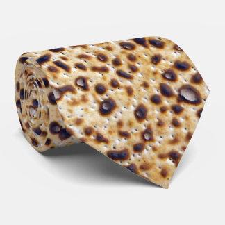 Passover Matzah Neck Tie