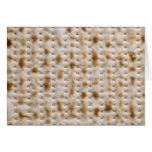 Passover Matzoh Greeting Card ~ Customize!