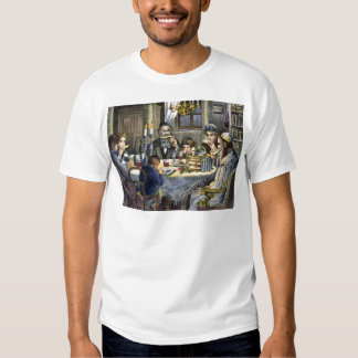 passover meal tee shirt