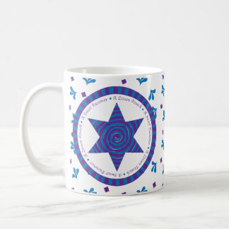 """Passover Mug 11 oz. """"A Sweet Passover"""""""