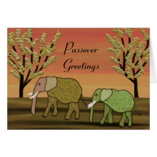 Passover Peace Stationery Note Card