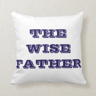 PASSOVER  PESACH PILLOW THE WISE FATHER